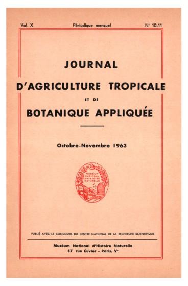 Contribution De Rene Caillie A L Ethnobotanique Africaine Au Cours