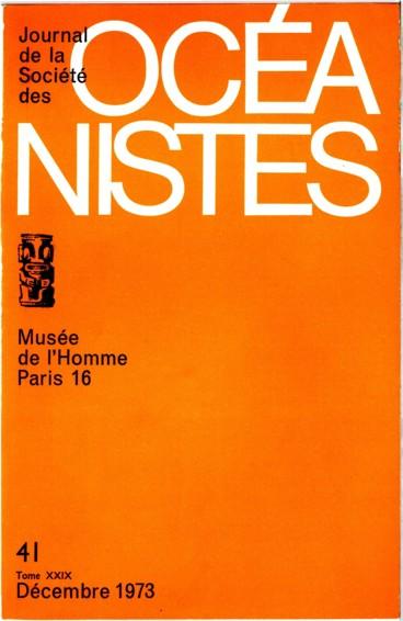 Carte Au Tresor Otis Miller.Bibliographie De L Oceanie Pour 1971 Persee