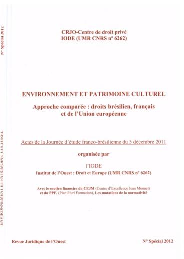6b1d402ecbf La protection de l environnement urbain et du patrimoine culturel ...