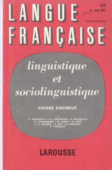 L Alternance Entre Les Auxiliaires Avoir Et Etre En Francais Parle A Montreal Persee
