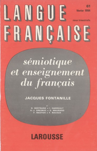 Editorial   Langue française