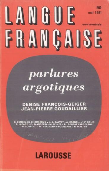 Présentation   Langue française