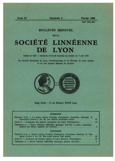 Catalogue des plantes vasculaires du gard pt ridophytes for Catalogue de plantes