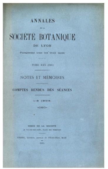 f68909c13f43 Le domaine et la vie du sapin (Abies pectinata, DC) autrefois et ...