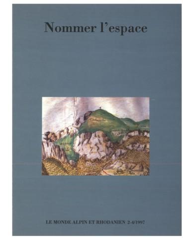 Toponymie Et Geographie Rurale Le Cas Du Plateau D Albion En Haute