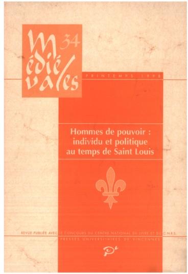 François-Olivier Touati, Archives de la lèpre. Atlas des léproseries entre Loire et Marne au Moyen Âge