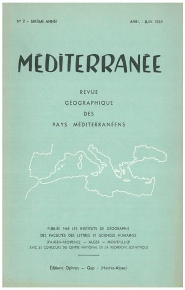 Contribution A L Etude Du Littoral Libanais Persee
