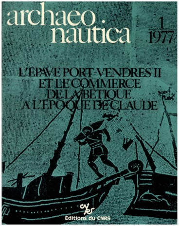 L épave Port Vendres Ii Et Le Commerce De La Bétique à L époque De