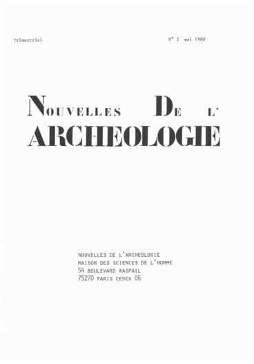 types de datation absolue en archéologie services de rencontres Dallas