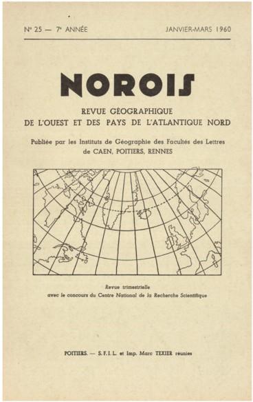 Une excursion géographique dans lEntre-plaine et Gâtine du Poitou septentrional