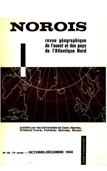 Études deau en Laponie 1967