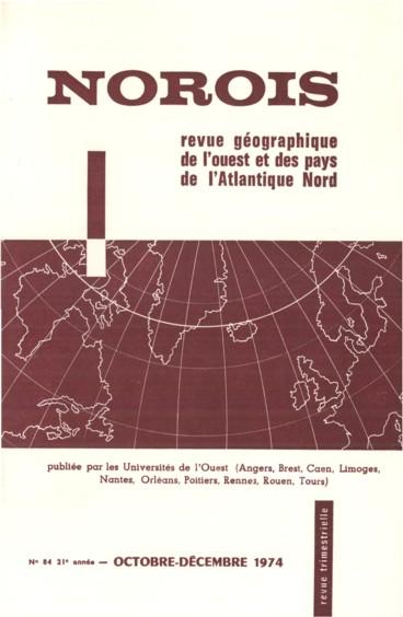 Quelques réflexions sur des études de géographie Limogeoise