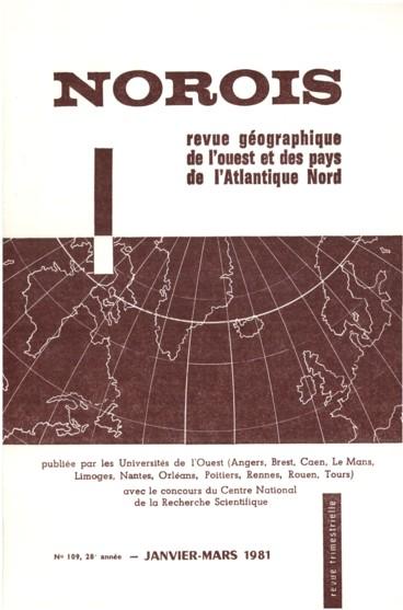 Les transformations actuelles de lagriculture de la plaine du Thouarsais