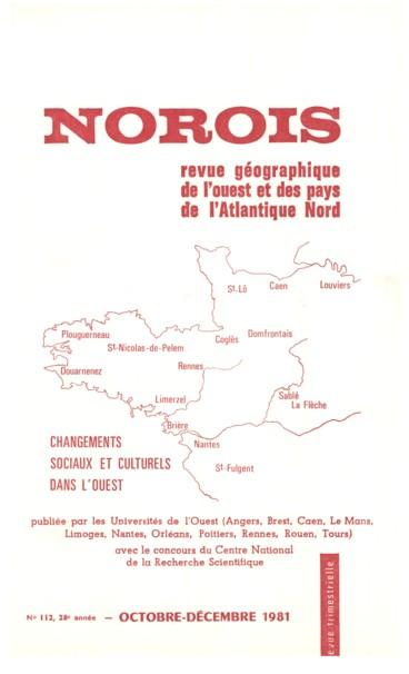Catholicisme et politique dans lOuest rural : changement et permanences.