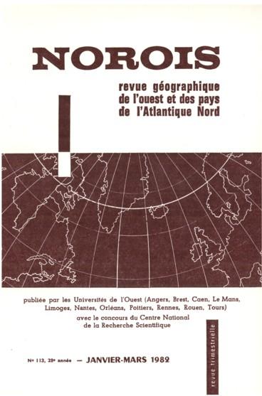 Lévolution dun champ dimmigration : lexemple de Châteauroux de 1968 à 1975