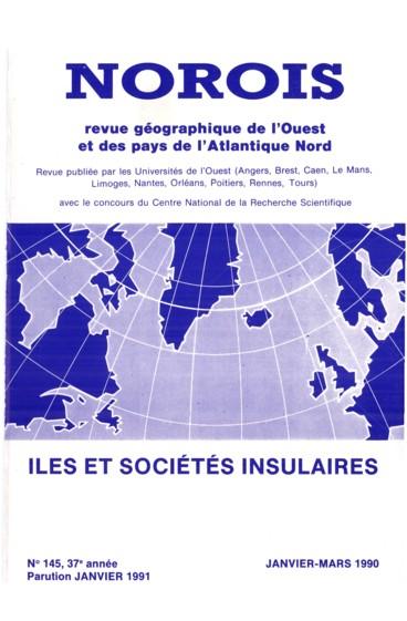 Spécificité des sociétés insulaires contemporaines. Lexemple des îles françaises de lAtlantique et de la Manche