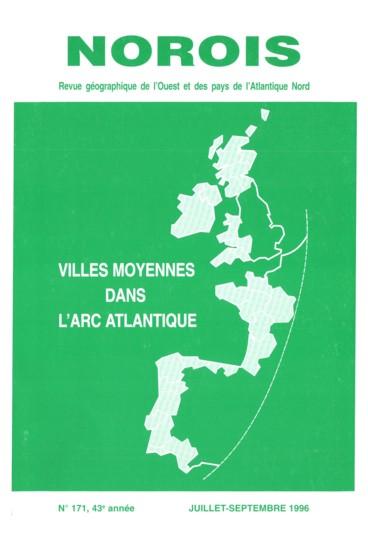 Le réseau de villes de la Galice