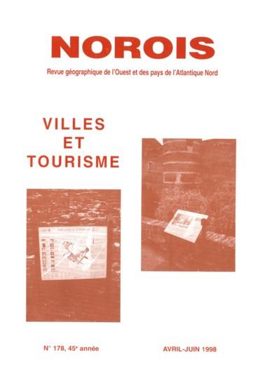 Système des acteurs du tourisme et relations ville-campagne