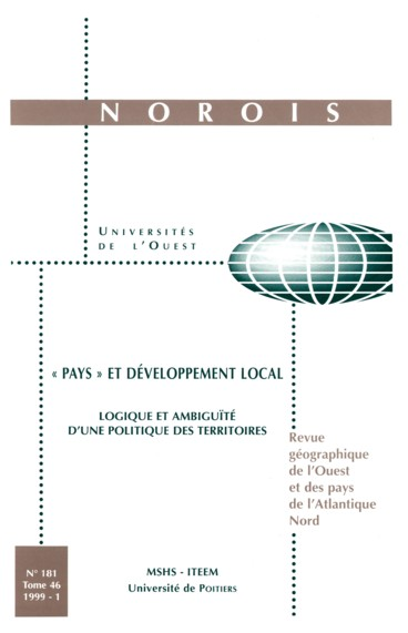 Le Pays entre institution et développement local