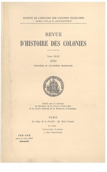 DE'LA MARINE ET DES COLONIES: ANNAtES NOUVELLES