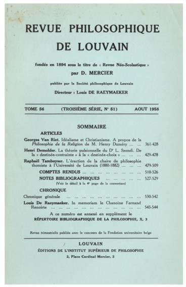 Alexandre Koyré, Introduzione alla lettura di Platone