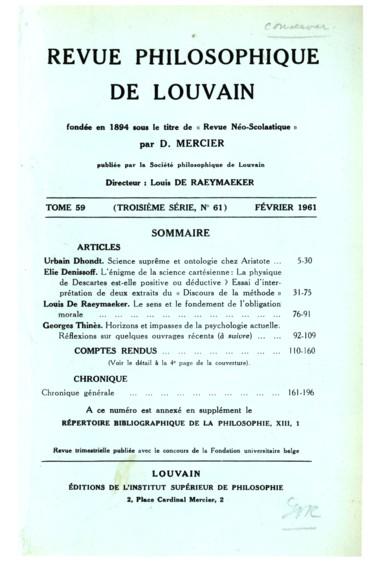 Jean Gaudefroy-Demombynes, La Religion de la Culture