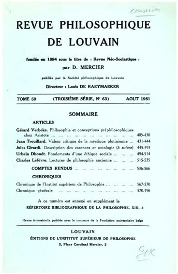 E. Moutsopoulos, La musique dans lœuvre de Platon