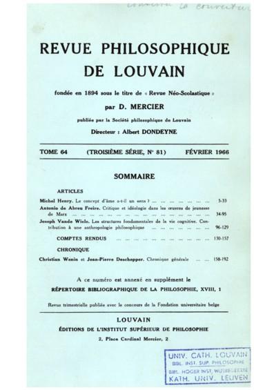 Xavier Zubiri, Sobre la esencia, Segunda edición