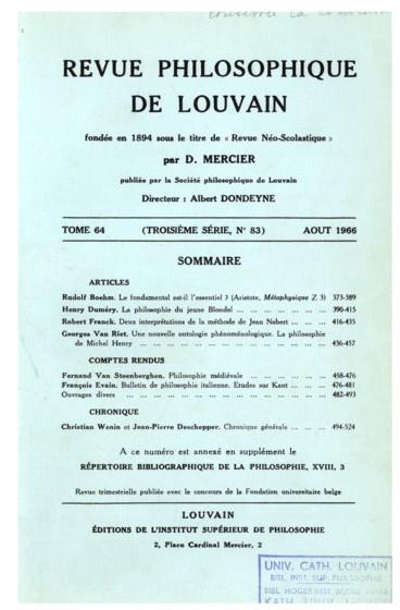 Maurice Dongier, Névroses et troubles psychosomatiques