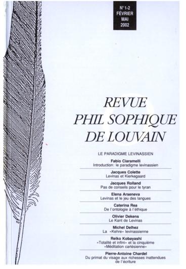 Jean-François Stoffel, Bibliographie dAlexandre Koyré. Avec une introduction de Paola Zambelli