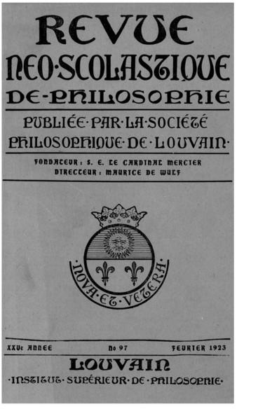 La quantification du Prédicat et la logique de lÉcole
