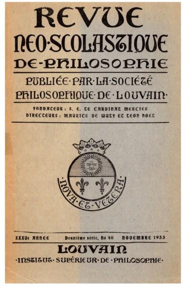 Bergsonisme et Métaphysique