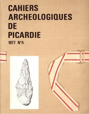 Le gisement paléolithique inférieur et moyen de St-Just-en-Chaussée Oise