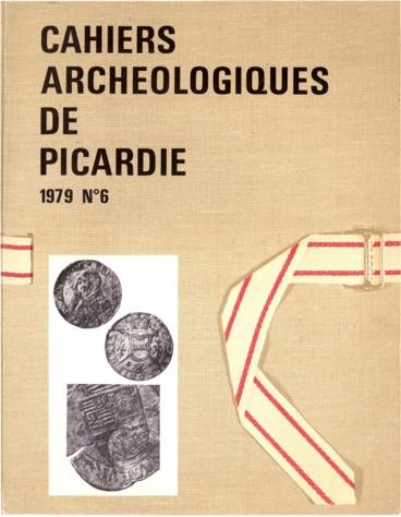 Un batiment public du bas-empire à Amiens : 1973-1978, six ans de recherches au logis du Roy.