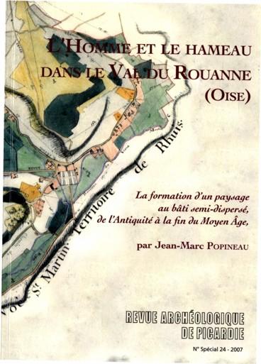 Lhomme Et Le Hameau Dans Le Val Du Rouanne Oise La Formation D