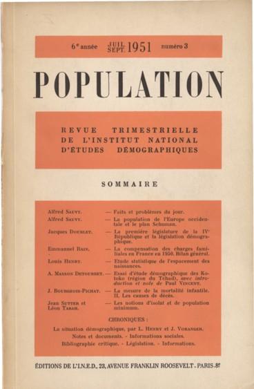 La Compensation Des Charges Familiales En France En 1950