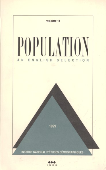 essay on the population of paris and its vicinity since the  retour au fascicule
