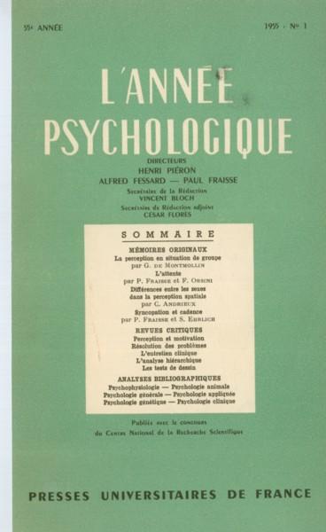 Les Tests De Dessin En Psychologie Clinique Persee
