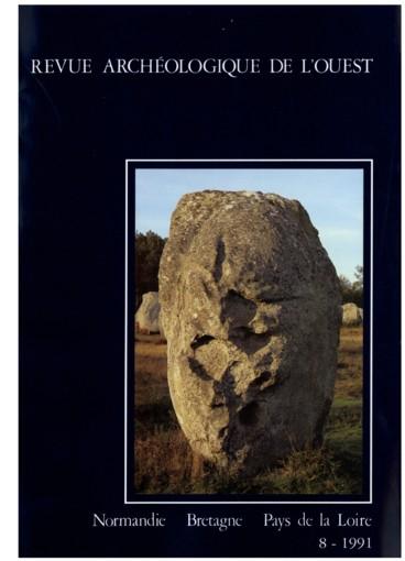 Editorial   Revue archéologique de l'ouest