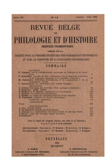 Suétone. Vies des douze Césars Texte établi et traduit par Ailloud H.