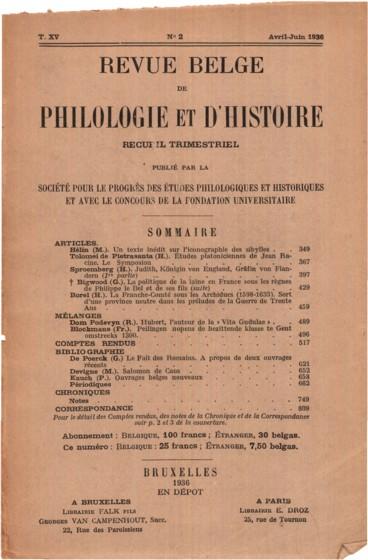 du Mesnil du Buisson Comte. La technique des Fouilles archéologiques. Les Principes généraux