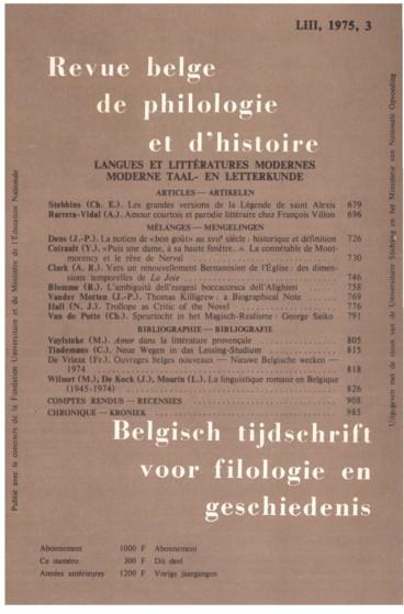 Lindner Helgo. Die Geschichtsauffassung des Flavius Josephus in Bellum Judaicum