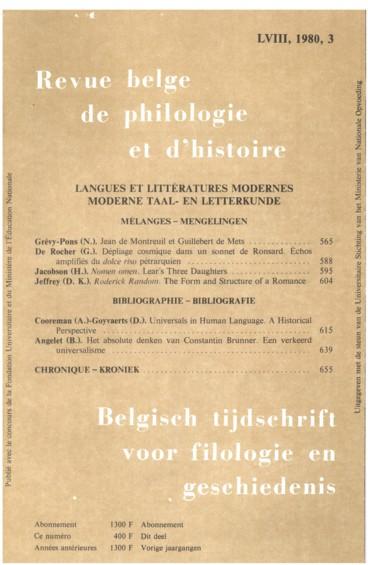Comblen-Sonkes Micheline et Van den Bergen-Pantens Christiane. Les Mémoriaux dAntoine de Succa