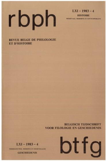 Cahiers dhistoire de la seconde guerre mondiale, n° 6, octobre 1980