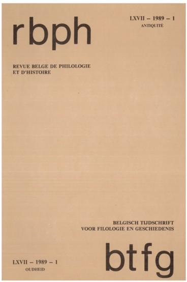 Riedweg Christoph. Mysterienterminologie bei Platon, Philon und Klemens von Alexandrien.