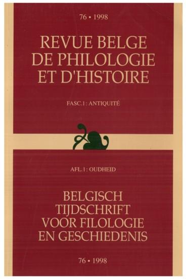 Le bilinguisme gréco-latin et la question des langues dans le monde gréco-romain. Chronique bibliographique