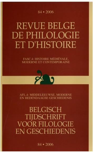 Roland Hubert. La «colonie» littéraire allemande en Belgique 1914-1918.