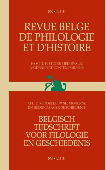 Aubert Nathalie, Fraiture Pierre-Philippe et McGuinnes Patrick, éds. La Belgique entre deux siècles