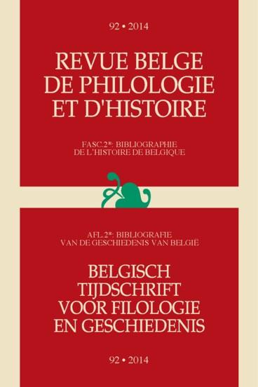 III  Histoire par époques - Geschiedenis in tijdvakken - Persée