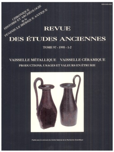 They Were Expendable Greek Vases In The Etruscan Tomb Perse